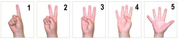 een- vijf