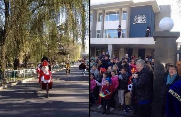 (77) Sinterklaas in Beijing-2