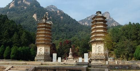 (78) Silver Pagodas