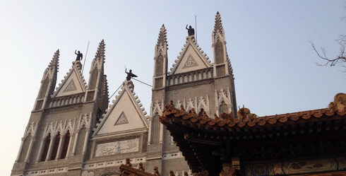 (71) Xishiku Kathedraal