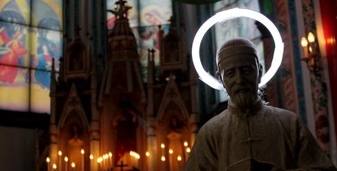 (94) Twee katholieke missen in Shandong