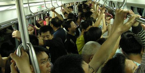 (95) Het volk opvoeden in de metro
