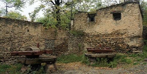 (182) Verlaten dorp
