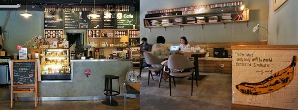 (199) Cafés in Wuhan-2