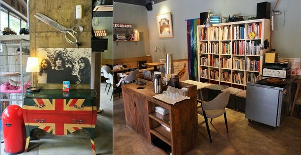 (199) Cafés in Wuhan-3