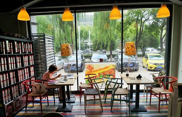 (199) Cafés in Wuhan-4
