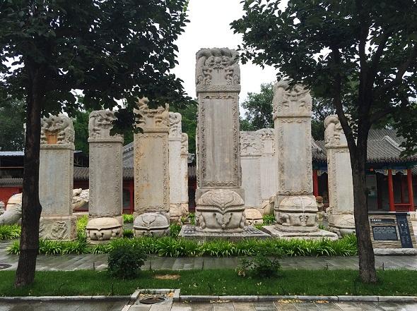 (222) Five Pagoda Temple-5